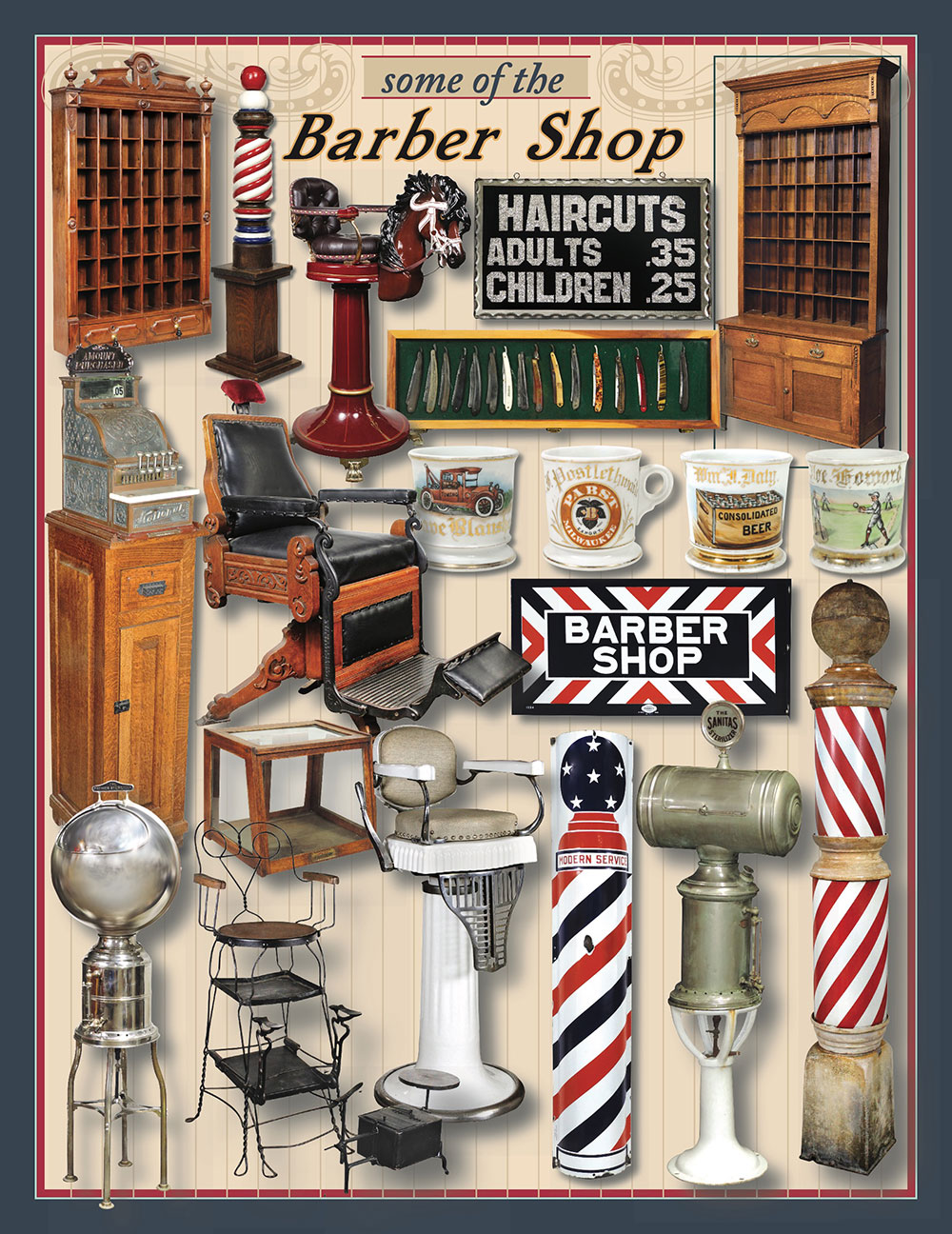 Barber Shop Preview Image