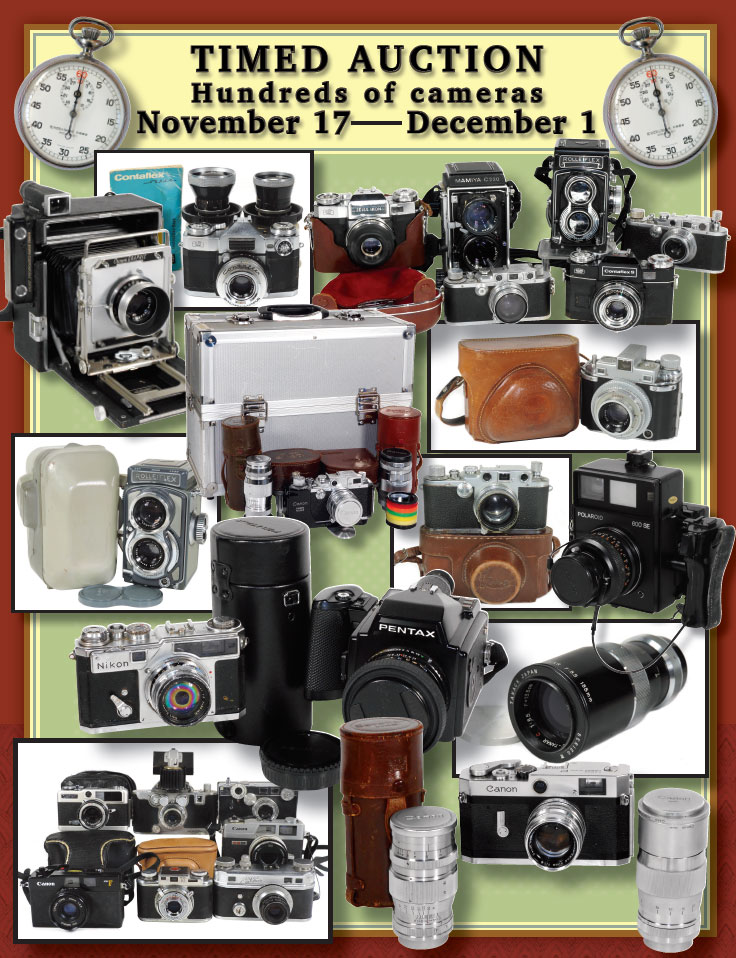 November 17' Timed Auction Preview