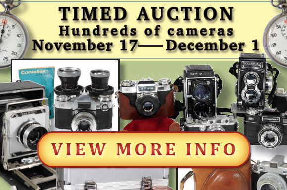 VIEW MORE INFORMATION ABOUT THE CURRENT AUCTION(S)