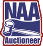 National Auctioneers Associatino Logo