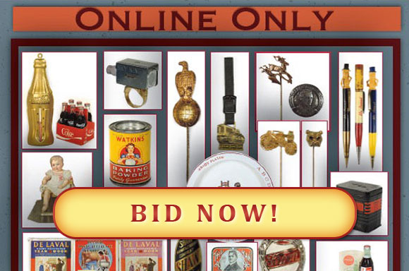 VIEW MORE INFORMATION ABOUT RICH PENN BID NOW AUCTIONS